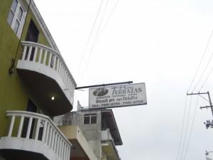 Hotel las siete terrazas, Coban A.V