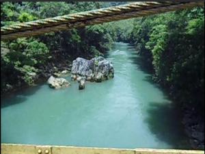 Puente del rio cahabon